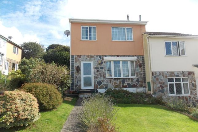 Thumbnail End terrace house for sale in South Park, Redruth