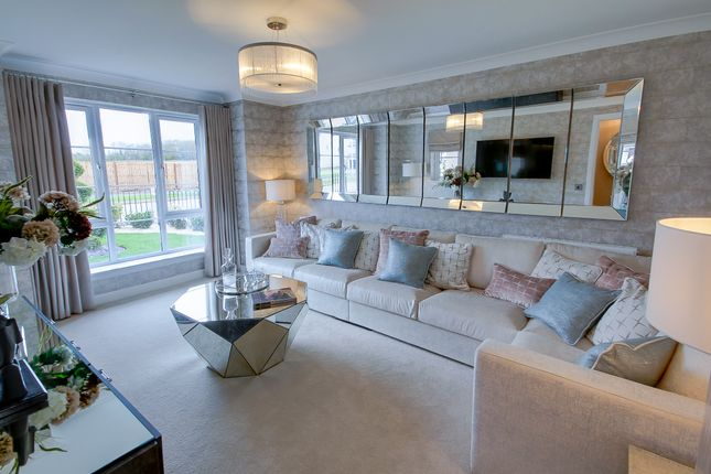 """3 bedroom detached house for sale in """"The Leith"""" at Fairlie, Largs"""