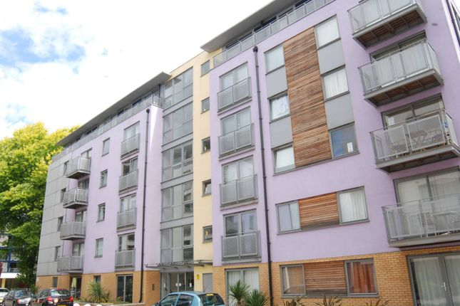 Thumbnail Flat to rent in Montana Building, Deptford