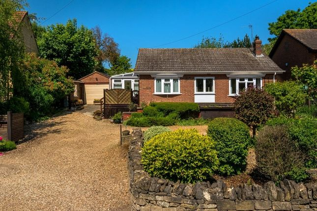 Thumbnail Detached bungalow for sale in Toft, Bourne