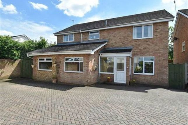 Thumbnail Detached house for sale in Arkle Road, Droitwich, Worcestershire