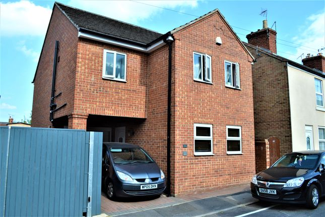 Thumbnail Detached house for sale in Wall Street, Ripley
