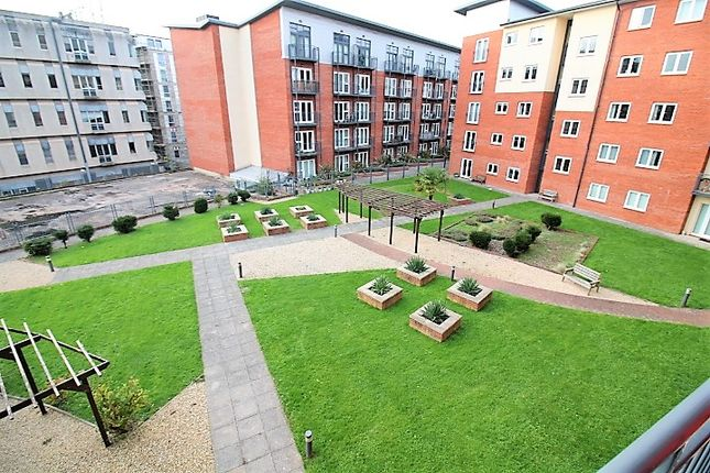 Thumbnail Flat to rent in Constantine House, Exeter