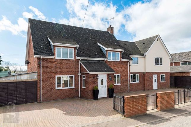 Thumbnail Detached house for sale in Wellington Marsh, Herefordshire