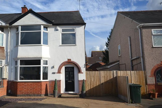 Semi Detached House For Sale In Browns Lane Allesley Coventry