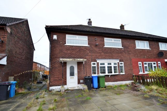 Thumbnail Semi-detached house to rent in Alexander Drive, Widnes