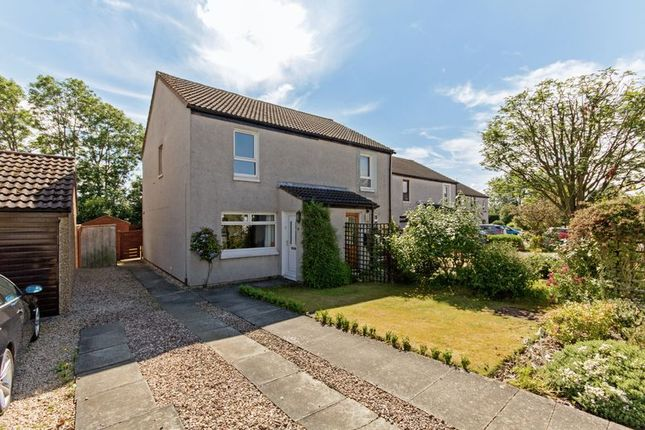 Thumbnail Semi-detached house for sale in Burghmuir Court, Linlithgow