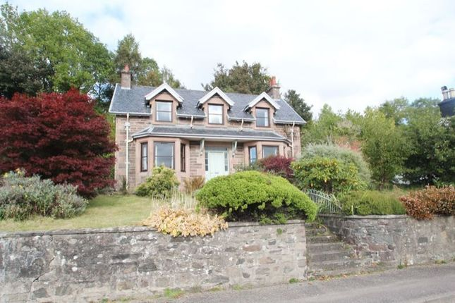 Thumbnail Detached house for sale in Kilmaree Main Street, Lochcarron Highland IV548Yd