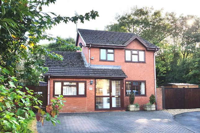 4 bed detached house for sale in Pant Bach, Kenfig Hill