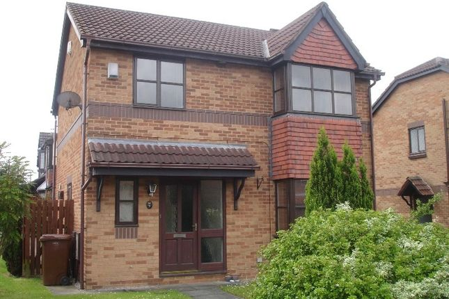 Thumbnail Detached house to rent in Glencourse Drive, Fulwood, Preston