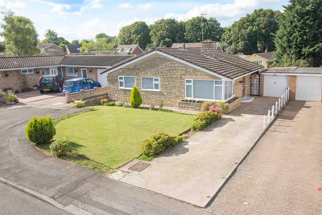 Thumbnail Detached bungalow for sale in Drayton Close, Corby