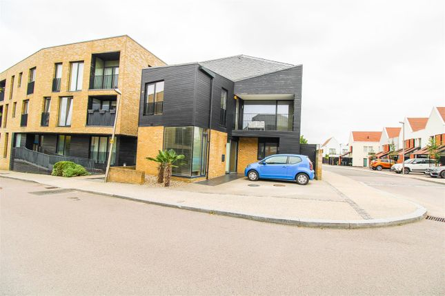 Thumbnail Terraced house to rent in Langdale Street, Newhall, Harlow