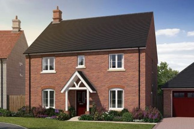 Thumbnail Detached house for sale in Hanney Road, Steventon, Oxfordshire