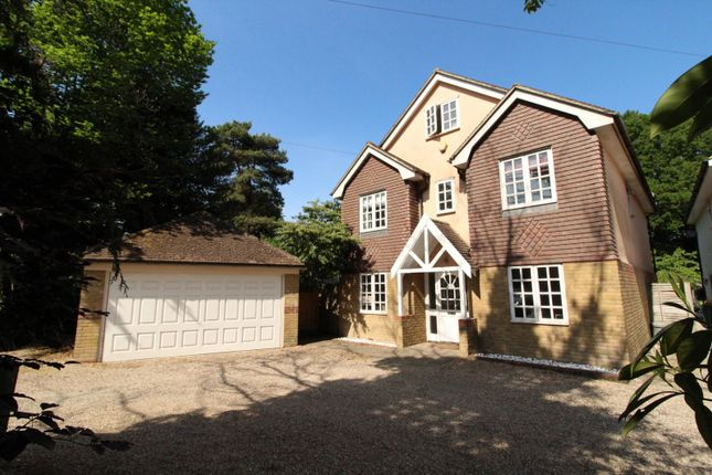 Detached house for sale in The Avenue, Brentwood, Essex
