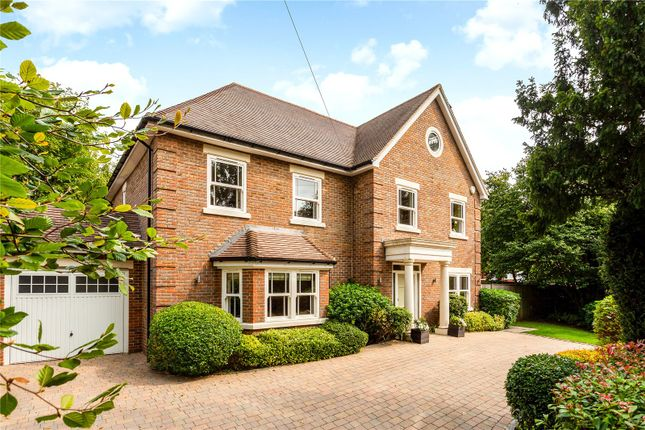 Front Elevation of Fortyfoot Road, Leatherhead, Surrey KT22