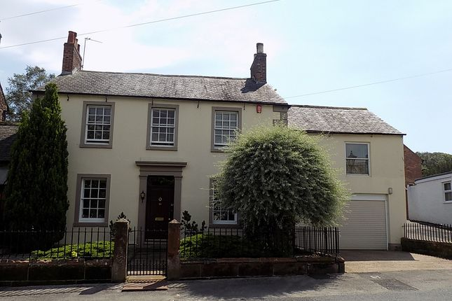 Thumbnail Link-detached house for sale in Wood Street, Carlisle