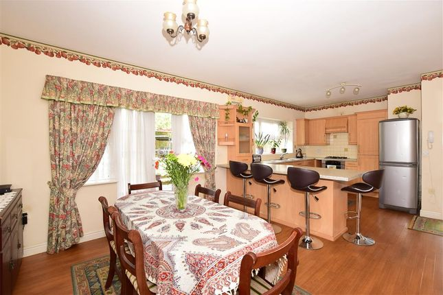Thumbnail Detached house for sale in Collinge Close, East Malling, West Malling, Kent