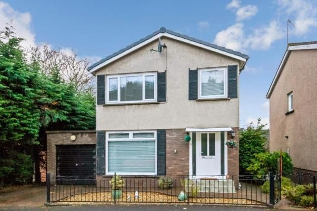 Thumbnail Detached house for sale in Bellwood Street, Glasgow, Lanarkshire