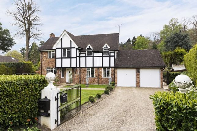 Thumbnail Detached house for sale in Alpine Close, Hancocks Mount, Ascot