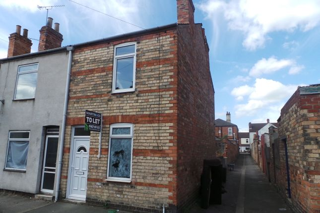 2 bed terraced house to rent in Salisbury Street, Gainsborough DN21