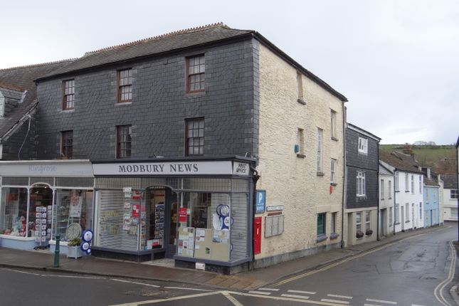 Thumbnail Retail premises for sale in 14 Broad Street, Modbury, Ivybridge, Devon