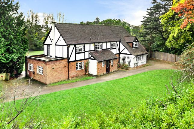 Thumbnail Detached house for sale in Fir Tree Avenue, Stoke Poges