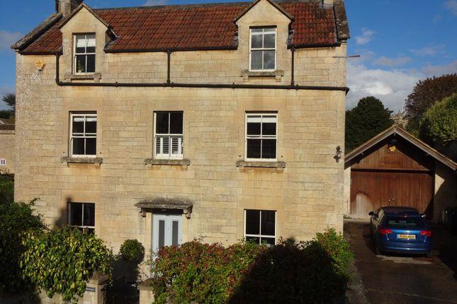 Thumbnail Detached house to rent in High Street, Freshford, Bath