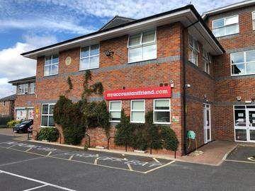 Thumbnail Office to let in Queensway, Hemel Hempstead