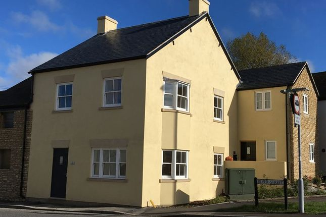 Thumbnail Town house for sale in Silver Street, Wincanton