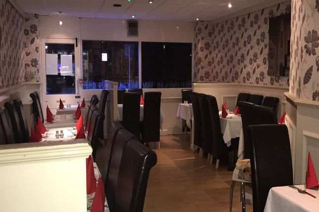 Restaurant/cafe for sale in The Boulevard, Weston-Super-Mare