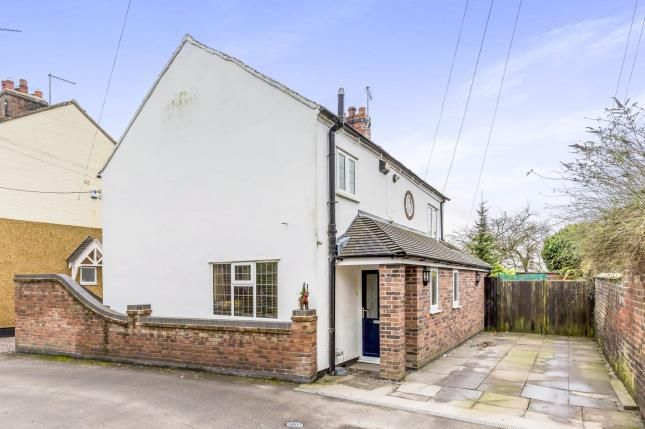 Thumbnail Detached house for sale in Mill Lane, Madeley, Crewe, Staffordshire