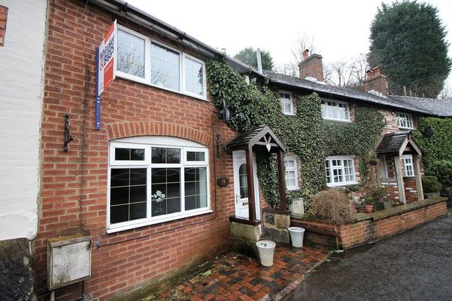 Thumbnail Terraced house for sale in Middle Cottage, Station Road, Cheddleton