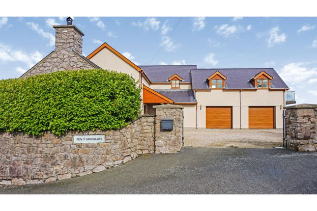 Thumbnail Detached house for sale in Engedi, Nr Rhosneigr