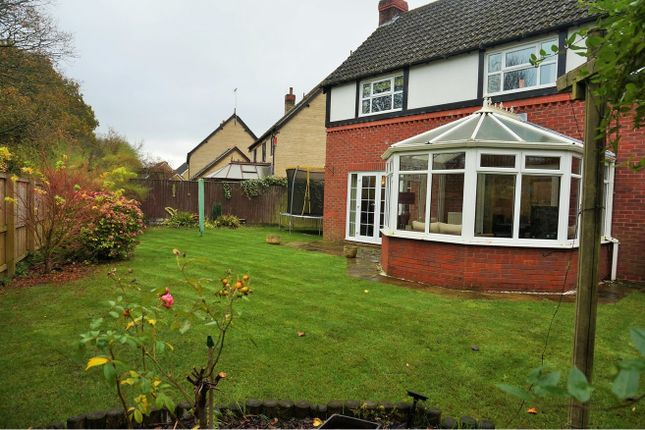 Thumbnail Detached house for sale in Barry Place, Derry Hill