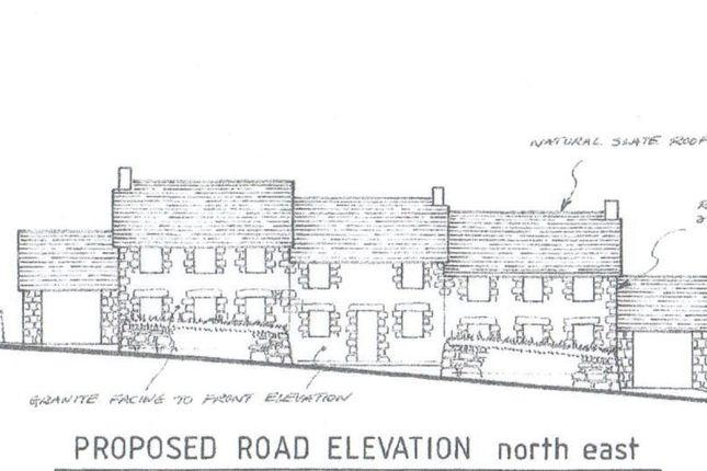 Thumbnail Land for sale in Opposite Hillside Terrace, Trewellard