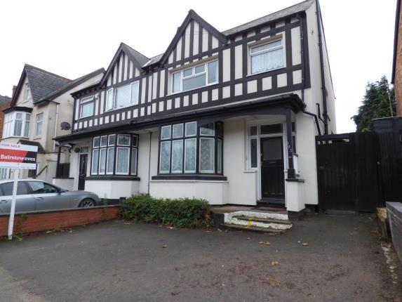 Thumbnail Semi-detached house for sale in Yardley Road, Acocks Green, Birmingham, West Midlands