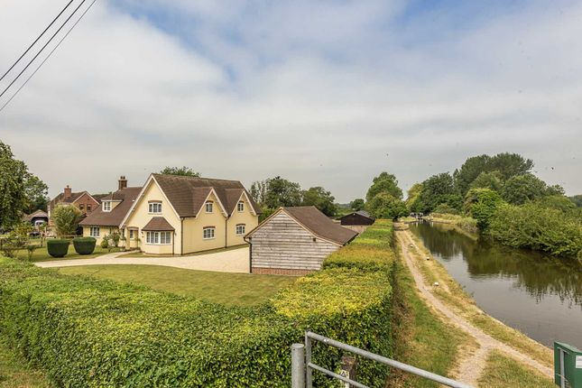Thumbnail Detached house for sale in Watery Lane, Marsworth, Tring