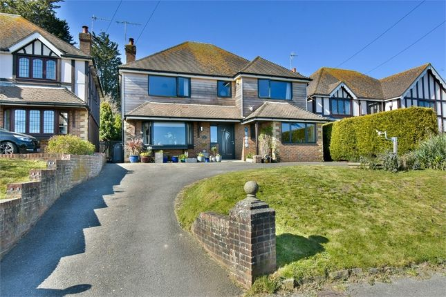 Thumbnail Detached house for sale in Wealden Way, Bexhill-On-Sea, East Sussex