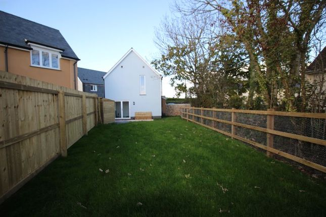 Thumbnail Property for sale in Cheriton Bishop, Exeter