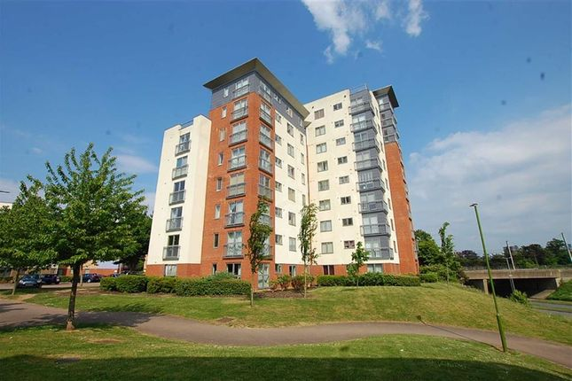 Thumbnail Flat to rent in Kilby Road, Stevenage, Hertfordshire