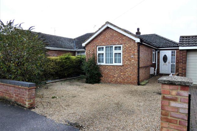 Thumbnail Semi-detached bungalow to rent in Dunstable Road, Houghton Regis, Dunstable