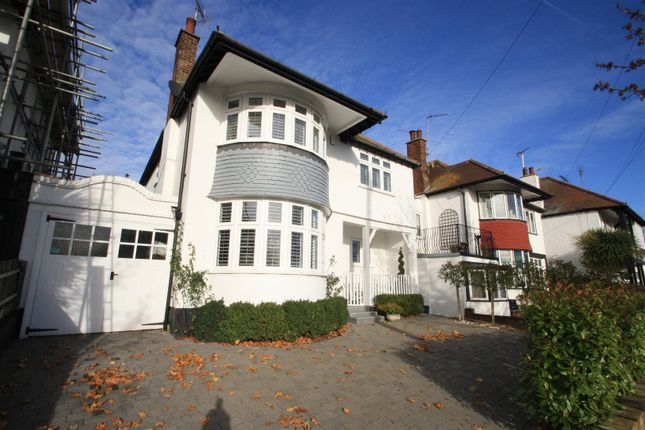 Thumbnail Detached house for sale in Ridgeway Gardens, Chalkwell, Westcliff-On-Sea