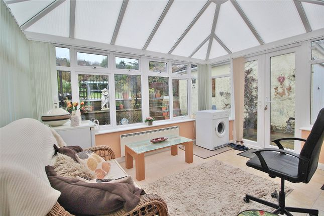 Conservatory of Hillview Road, Worthing, West Sussex BN14