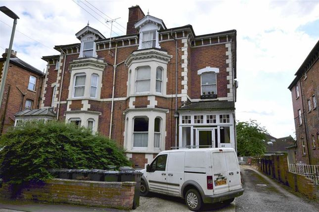 Thumbnail Flat for sale in Weston Road, Gloucester