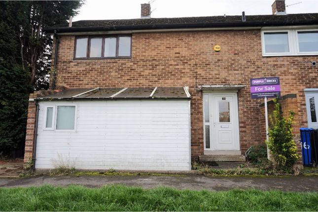 Thumbnail Town house for sale in Overend Drive, Gleadless Valley, Sheffield