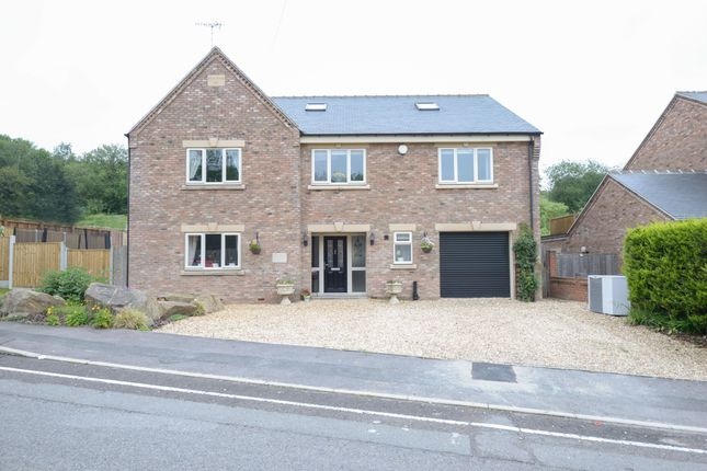 Thumbnail Detached house for sale in Piccadilly Road, Chesterfield