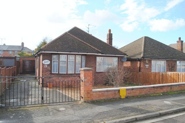 Thumbnail Detached bungalow for sale in Cresswell Road, Rushden