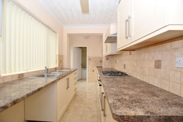 Thumbnail Terraced house to rent in Greatbatch Avenue, Penkhull, Stoke-On-Trent