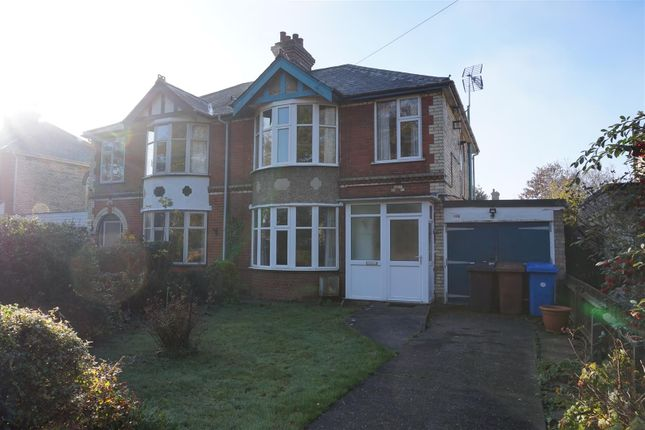 3 bed property for sale in Nacton Road, Ipswich IP3