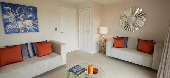 Lounge of Clarence Gardens, Oxford Road, Burnley BB11